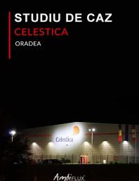 Studiu de caz CELESTICA - Oradea - Implementarea solutiei de iluminat Ambiflux