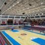 Exemplu de utilizare a corpului de iluminat Ambiflux Brick pentru o arena sportiva