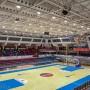 Iluminare arena sportiva cu corpul de iluminat Ambiflux Brick