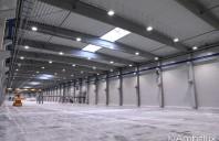 Corpuri de iluminat industrial pentru depozite, fabrici, alei AMBIFLUX