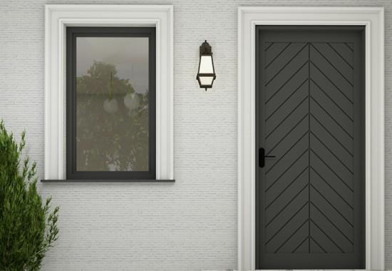 Ancadramente de exterior pentru ferestre POLI DESIGN FACTORY