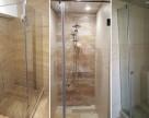 Cabine de dus din sticla pentru baie rezidentiala Bev Glass Design