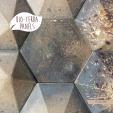 Panouri decorative din materiale eco-reciclate - Pladec Bio Terra CREATIVE ARQ - PLADEC Recycled