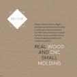 Panouri decorative din lemn mini texturat CREATIVE ARQ - PLADEC Mini Texture