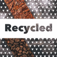Panouri decorative din materiale eco-reciclate - Pladec Coffee Wall Panels CREATIVE ARQ - PLADEC Recycled