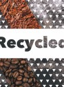 Panouri decorative din materiale eco-reciclate - Pladec Coffee Wall Panels