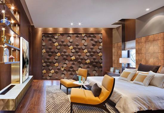 Panouri decorative din lemn, mdf, metal, pluta sau ceramica pentru amenajari interioare CREATIVE ARQ