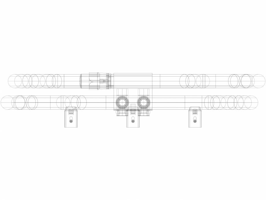 Pagina 1 - CAD-DWG Calorifer baie WGPER176060-ZX VON LORCH Detaliu de produs Perla