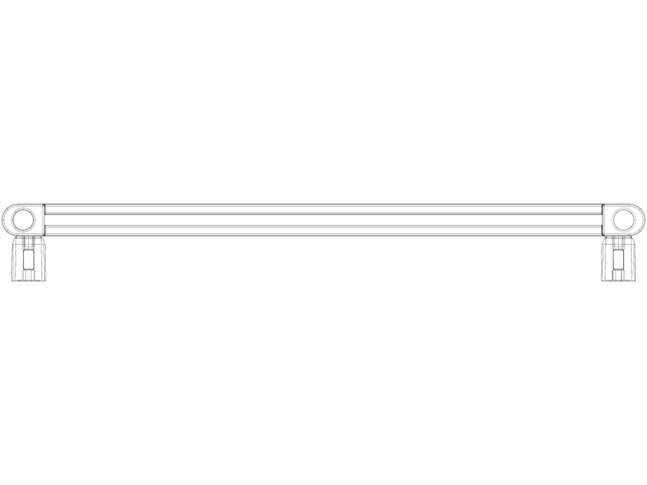 Pagina 1 - CAD-DWG Calorifer baie WGVPA075060-SX-MK(Z) v1.0 VON LORCH Detaliu de produs Vipera