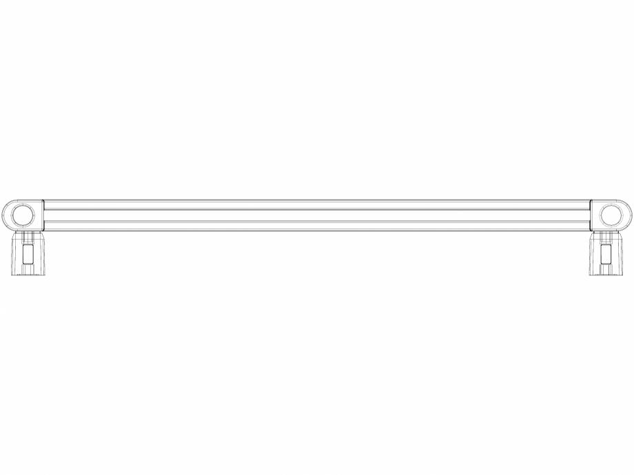 Pagina 1 - CAD-DWG Calorifer baie WGVPA099060-SX-MK(Z) v1.0 VON LORCH Detaliu de produs Vipera