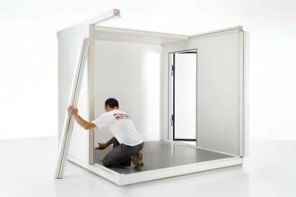Sisteme pentru cabine si usi frigorifice COLD SYSTEMS PROFILES