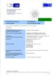 Certificare ETA_05/0037 din 2 noiembrie 2018 SIMAD - THERMO HANF COMBI JUTE