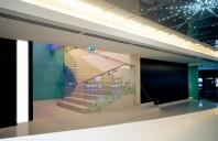 Balustrade din sticla securizata pentru spatii interioare Glass Tech