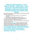 Saltea de pat ortopedica cu latex natural Ortopedicus - Latex Smart