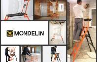 Scule pentru construcții și lucrări la înălțime MONDELIN