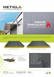 Panouri termoizolante cu rezistenta la foc - METIGLA - MW acoperis