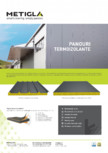 Panouri termoizolante - METIGLA - EPS acoperis, MW acoperis