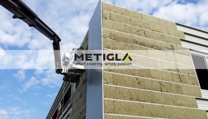 Casete structurale / Casete structurale pentru izolatia peretilor