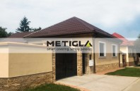 Tigla metalica pentru acoperis METIGLA