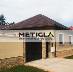 Tigla metalica METIGLA
