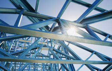 Profile metalice zincate  Compania Coilprofil este specializata in producerea si furnizarea de profile metalice pentru hale metalice si constructii, case pe structura metalica.