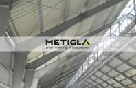 Profile metalice zincate pentru structuri principale sau secundare METIGLA