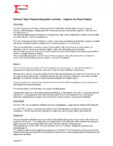 Contactul cu alimentele - Placi HPL FORMICA