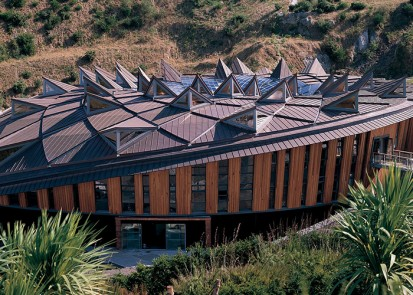 Tabla plana pentru acoperișuri fălțuite MONSENA