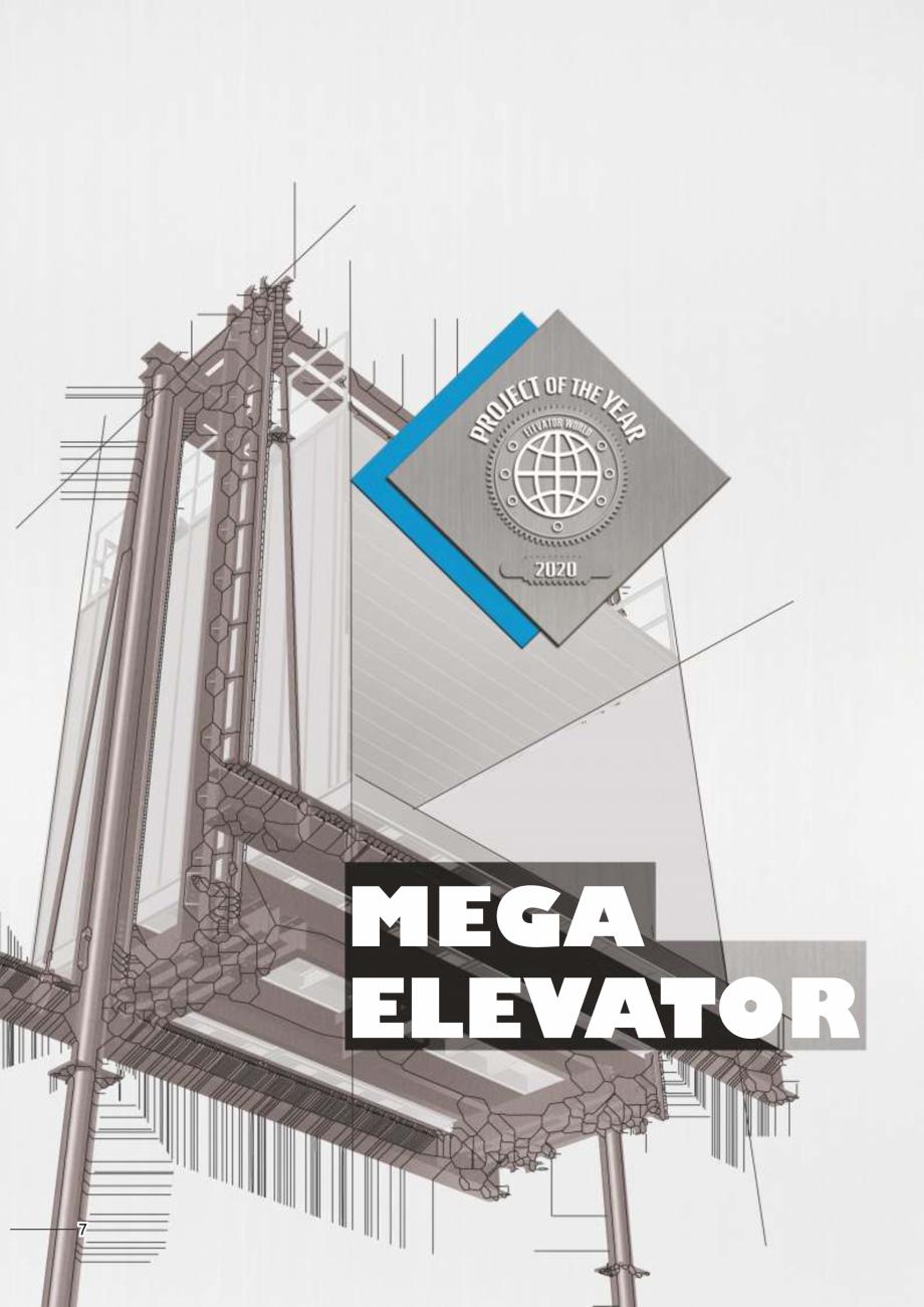 Pagina 8 - Constructorii de ascensoare - Locul 1 in lume ELMAS Catalog, brosura Engleza, Romana