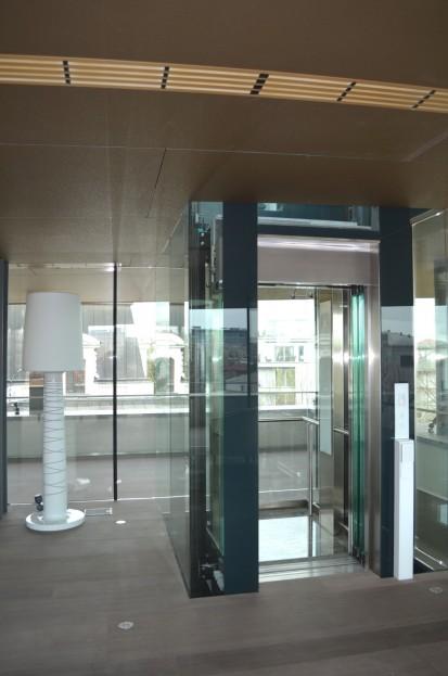 Ascensor panoramic Elmas- Cladire de birouri panoramic Elmas Acensor panoramic - Cladire de birouri Bucuresti