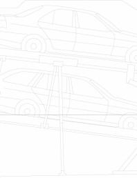 Sistem mecanic de parcare auto 155/150 (295) - planificare