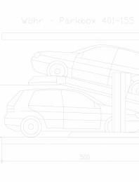 Sistem mecanic de parcare auto 155 (290)