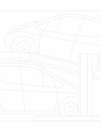 Sistem mecanic de parcare auto 170 - planificare