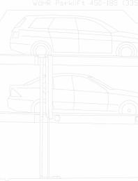 Sistem mecanic de parcare auto 185 (335)