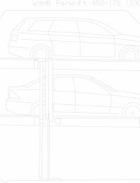 Sistem mecanic de parcare auto 175 (330)