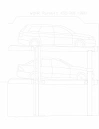 Sistem mecanic de parcare auto 200 (380)