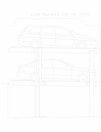 Sistem mecanic de parcare auto 195 (370)