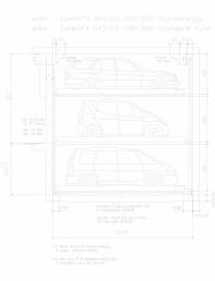 Sistem mecanic de parcare auto 2,0 - standard