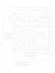 Sistem mecanic de parcare auto 2,0 (175-345) compact WÖHR - COMBILIFT 543