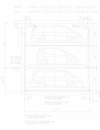 Sistem mecanic de parcare auto - 2,0 (200-375) standard