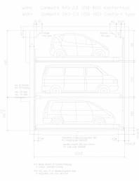 Sistem mecanic de parcare auto - 2,0 (200-405) comfort