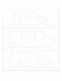 Sistem mecanic de parcare auto - 2,0 (200-405) comfort - planificare