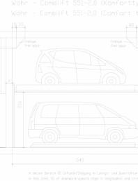 Sistem mecanic de parcare auto - 2,0 Comfort