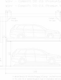 Sistem mecanic de parcare auto - 2,6 Premium