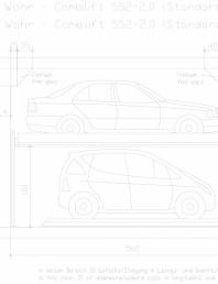 Sistem mecanic de parcare auto - 2,0 Standard