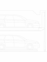 Sistem mecanic de parcare auto 2,6 Comfort - planificare