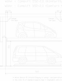 Sistem mecanic de parcare auto 2,0 Comfort