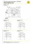 Sistem mecanic de parcare WÖHR - PARKLIFT 450