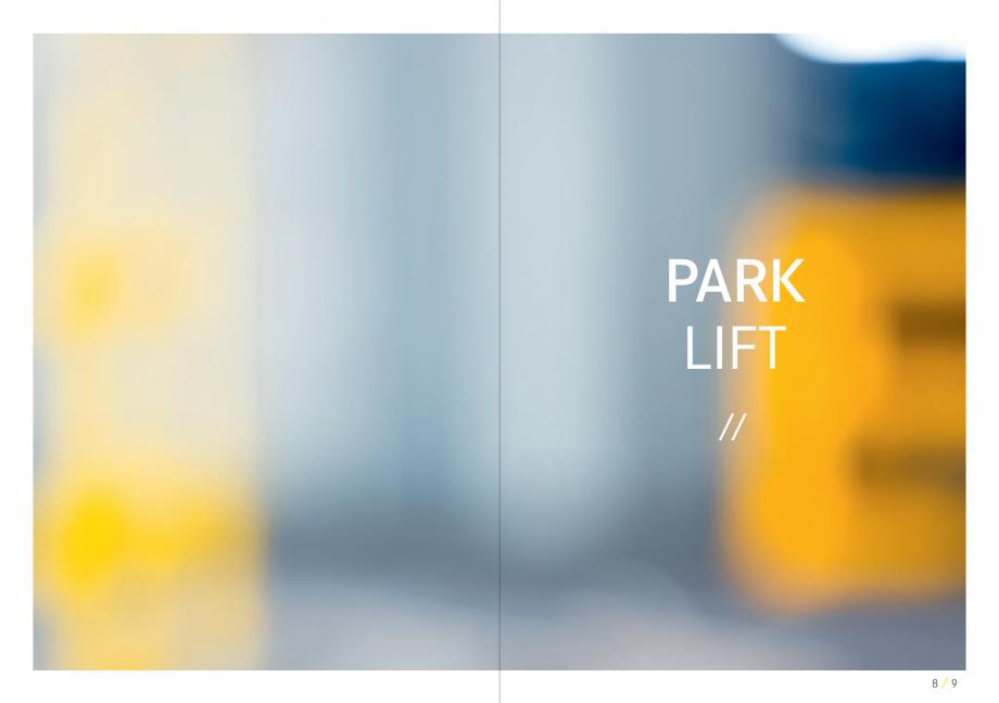 Pagina 5 - Sisteme de parcare auto WÖHR COMBILIFT 542, PARKLIFT 340, PARKLIFT 402, PARKLIFT 403...