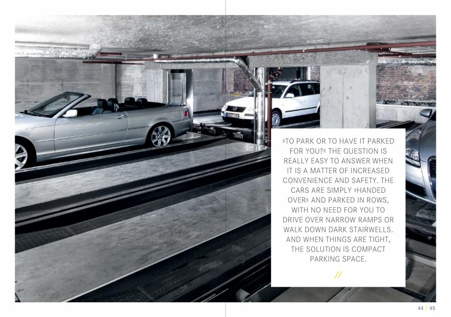 Pagina 23 - Sisteme de parcare auto WÖHR COMBILIFT 542, PARKLIFT 340, PARKLIFT 402, PARKLIFT...